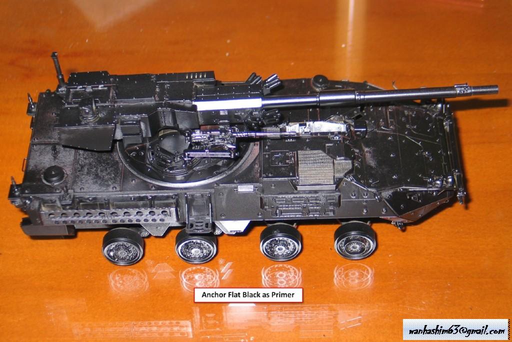 Stryker Mobile Gun System MGS-WIP-01-11