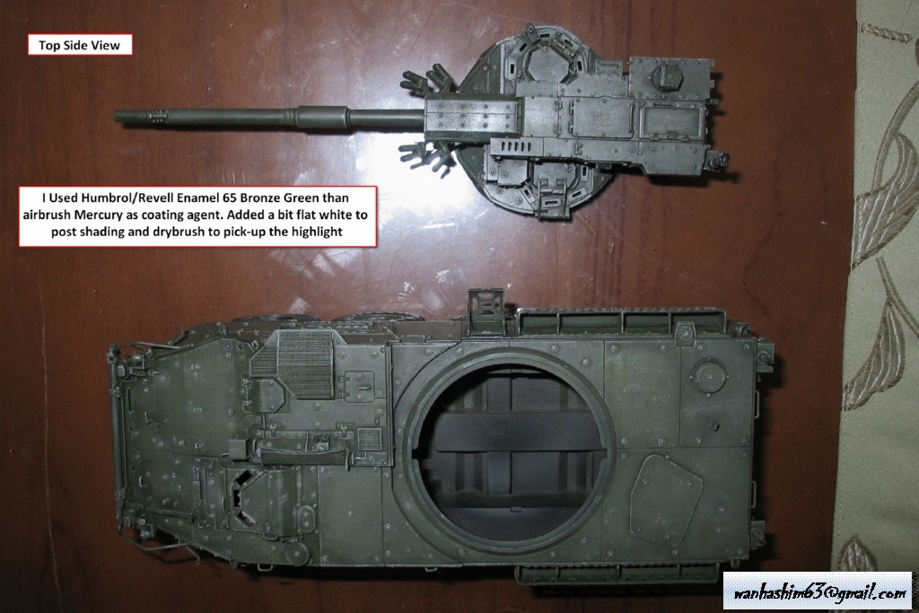 Stryker Mobile Gun System MGS-WIP-01-13