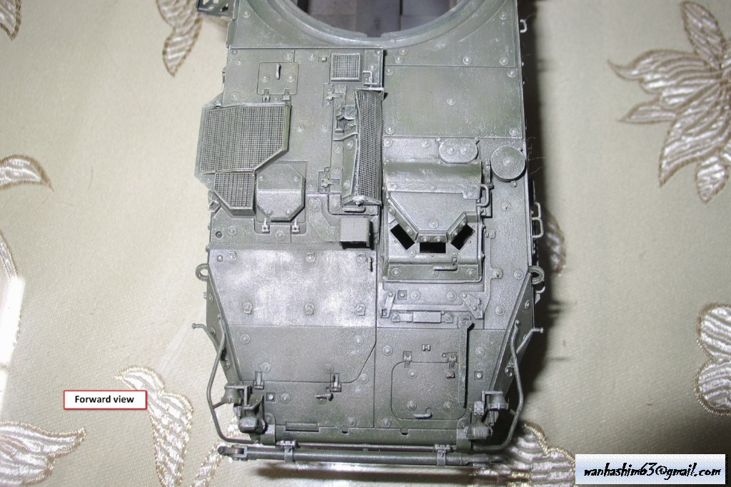 Stryker Mobile Gun System MGS-WIP-01-16