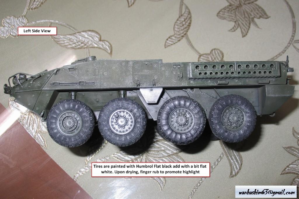 Stryker Mobile Gun System MGS-WIP-01-17