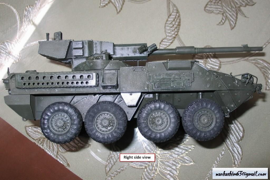 Stryker Mobile Gun System MGS-WIP-01-19