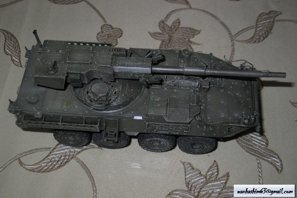 Stryker Mobile Gun System MGS-WIP-01-20