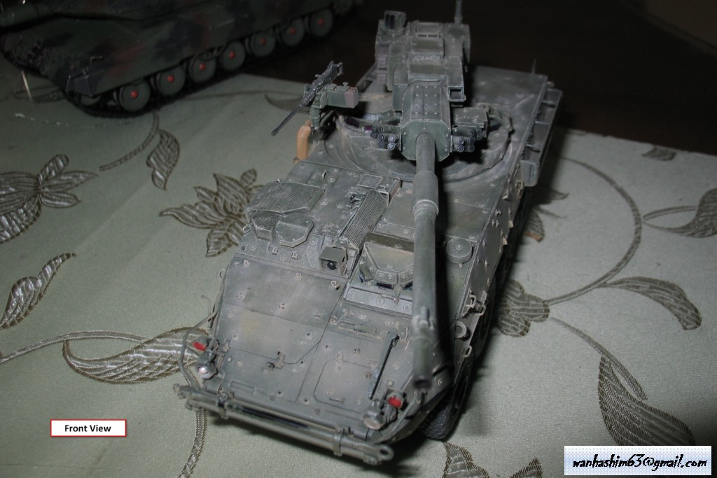 Stryker Mobile Gun System MGS-WIP-01-26