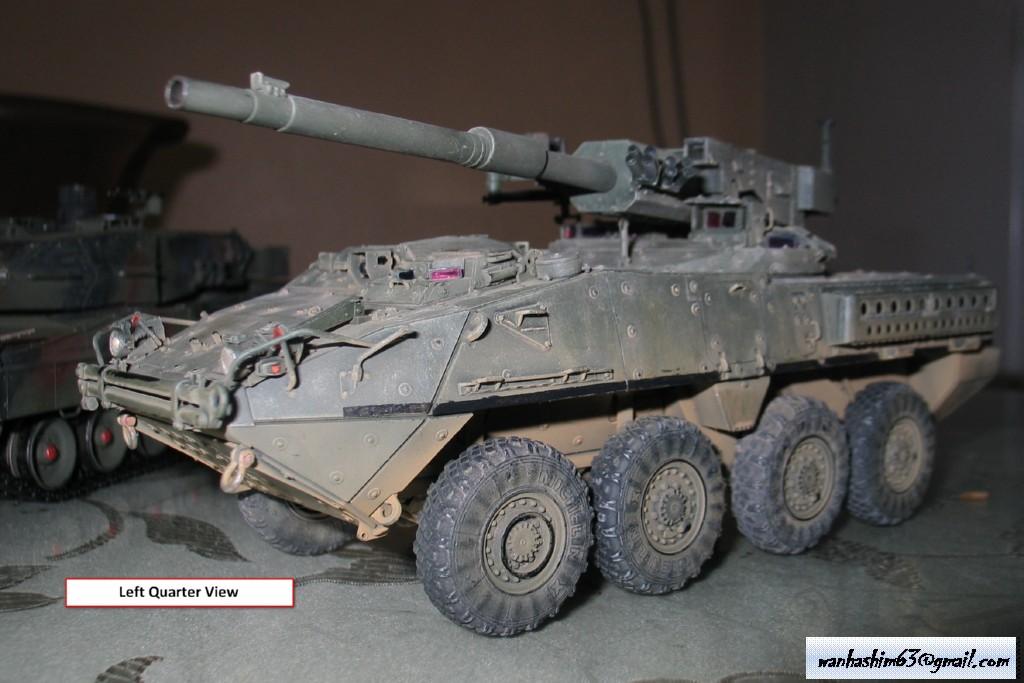 Stryker Mobile Gun System MGS-WIP-01-30