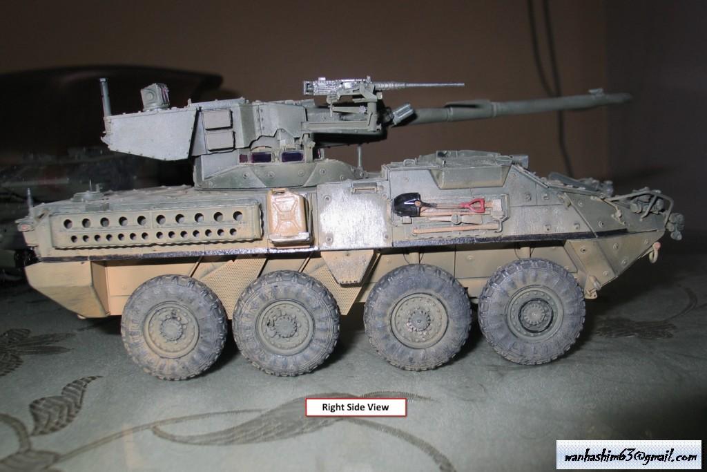 Stryker Mobile Gun System MGS-WIP-01-31