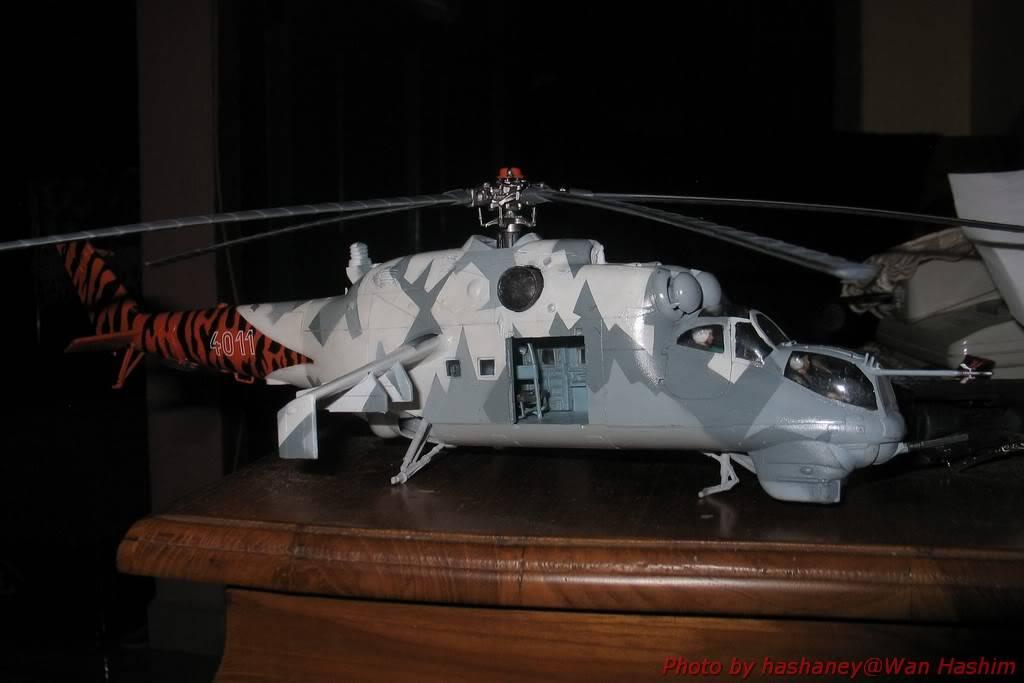Mi-24D Hind Tigermeet Mi-24DHindTigermeet086