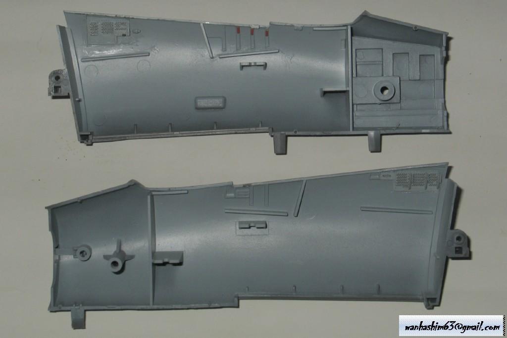 WIP 1/32 Tamiya F-15E Strike Eagle Mudhen-WIP-03-02