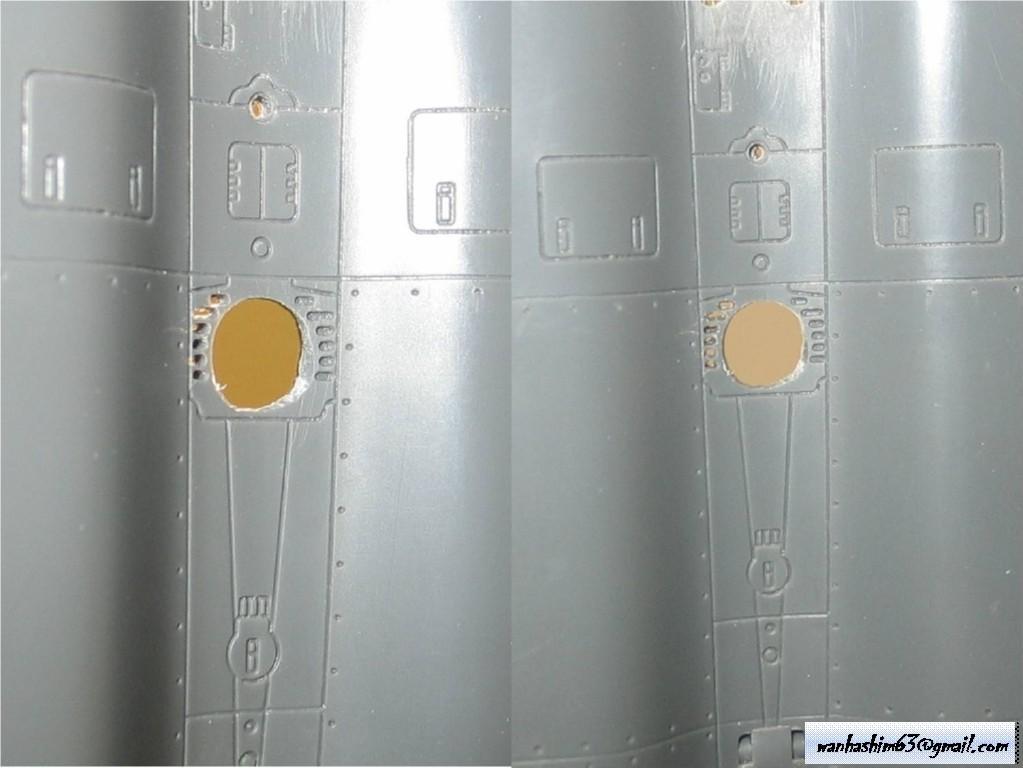 WIP 1/32 Tamiya F-15E Strike Eagle Mudhen-WIP-04-05