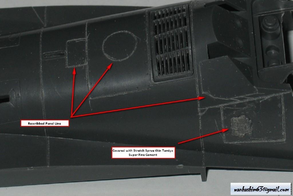 WIP 1/32 Tamiya F-15E Strike Eagle Mudhen-05-01