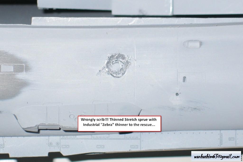 WIP 1/32 Tamiya F-15E Strike Eagle Mudhen-05-09