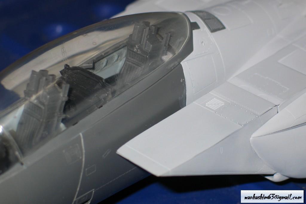 WIP 1/32 Tamiya F-15E Strike Eagle Mudhen-05-10