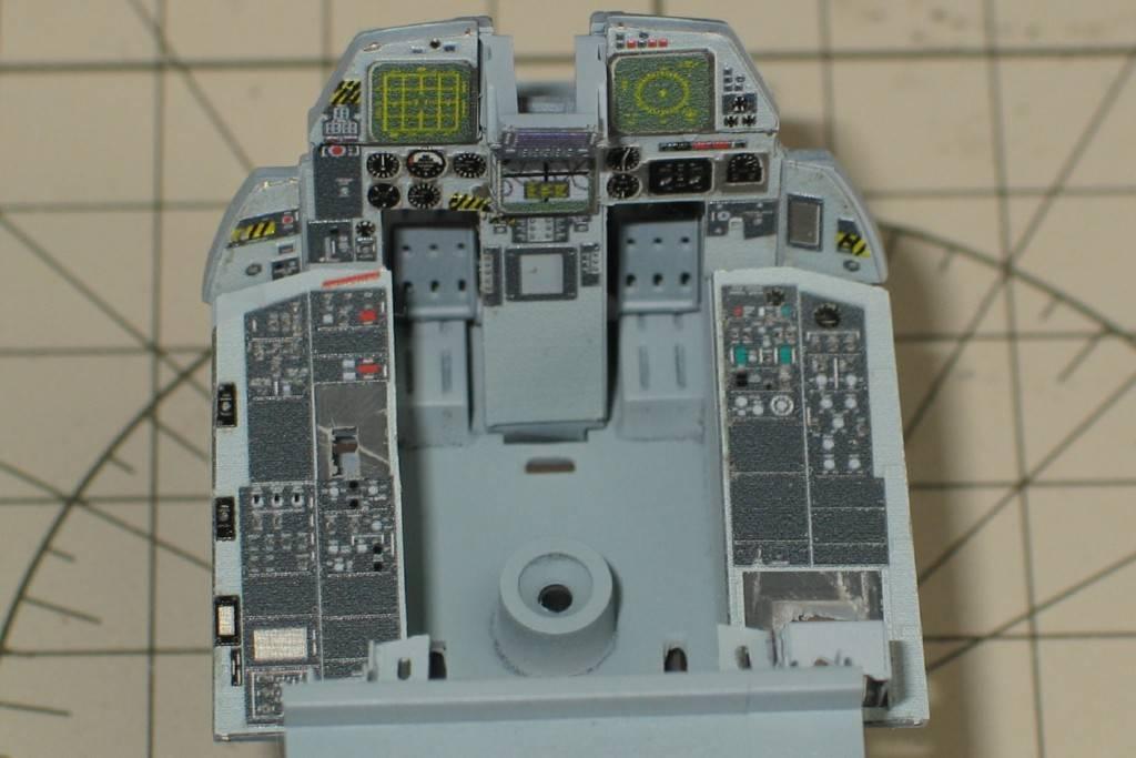 WIP 1/32 Tamiya F-15E Strike Eagle Mudhen-01-009
