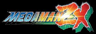 Megaman Collection ZX_Logo