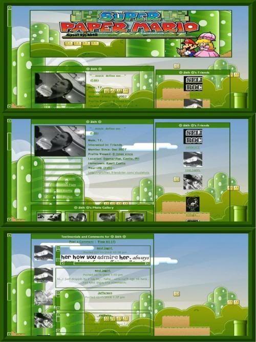 Super Mario Layout (Layout Updated) Presentation2
