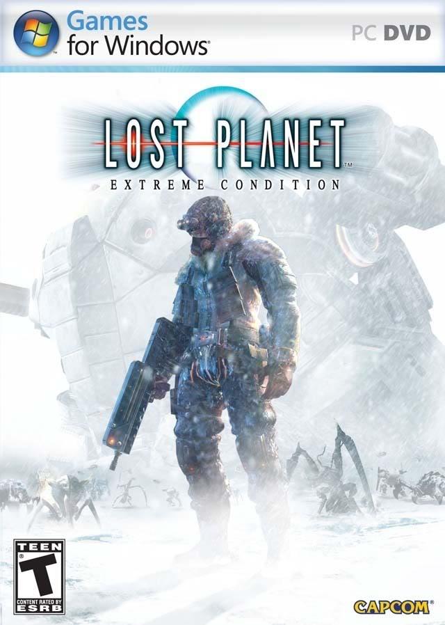 العاب 2008 Lostplanetpc