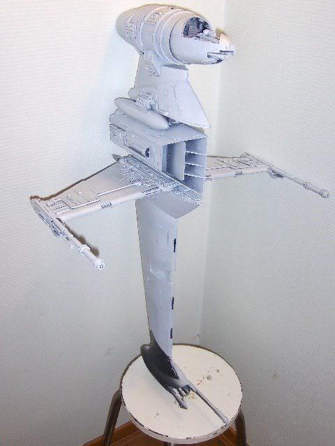 maquettes starwars et scratch de Franck (Leukirix) HPIM0546