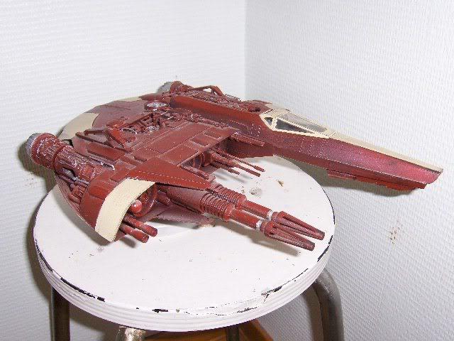 maquettes starwars et scratch de Franck (Leukirix) HPIM0548