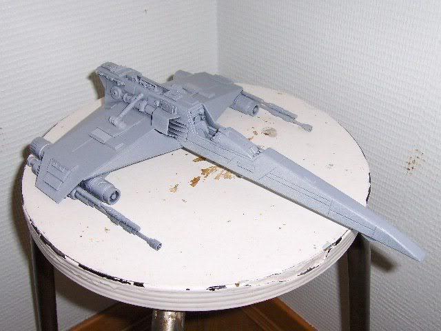 maquettes starwars et scratch de Franck (Leukirix) HPIM0549