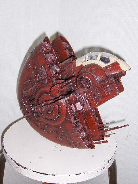 maquettes starwars et scratch de Franck (Leukirix) HPIM0551