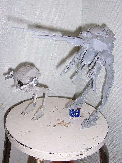 maquettes starwars et scratch de Franck (Leukirix) HPIM0558