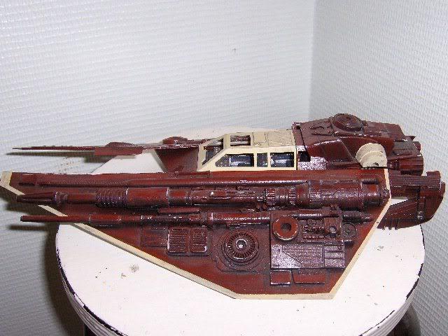 maquettes starwars et scratch de Franck (Leukirix) HPIM0559
