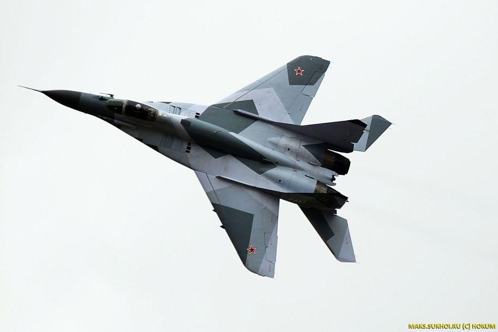 Unión - Mikoyan MiG-29 ( caza de cuarta generación  Unión Soviética) 1251086319_5