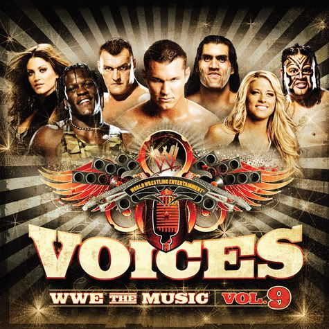WWE The Music Vol.9 W01736X