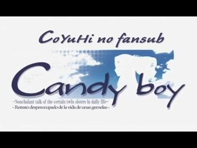 (DD/GS) Candy Boy ONA [03/08] 01copy