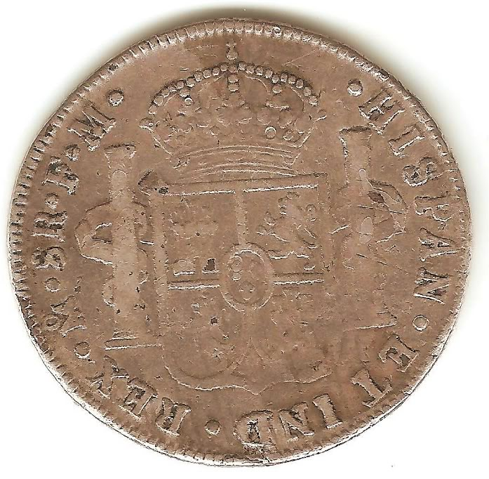 Rare 1804 CAROLUS (CARLUS) ERROR SURFACED IN THE PHILIPPINES 8realeserror02