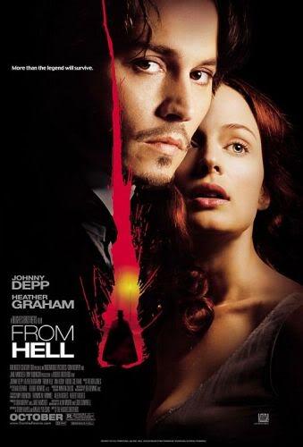 Cehennemden Gelen | From Hell | 2002 | Mp4 | Türkçe Dublaj | 2 Alternatif