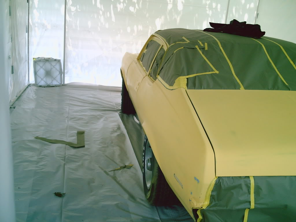 HOW TO CREATE A PAINT BOOTH IN YOUR GARAGE 061