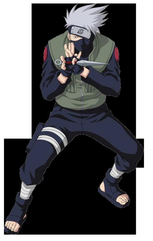 Cual es vuestro personaje preferido? - Página 3 Kakashi-1