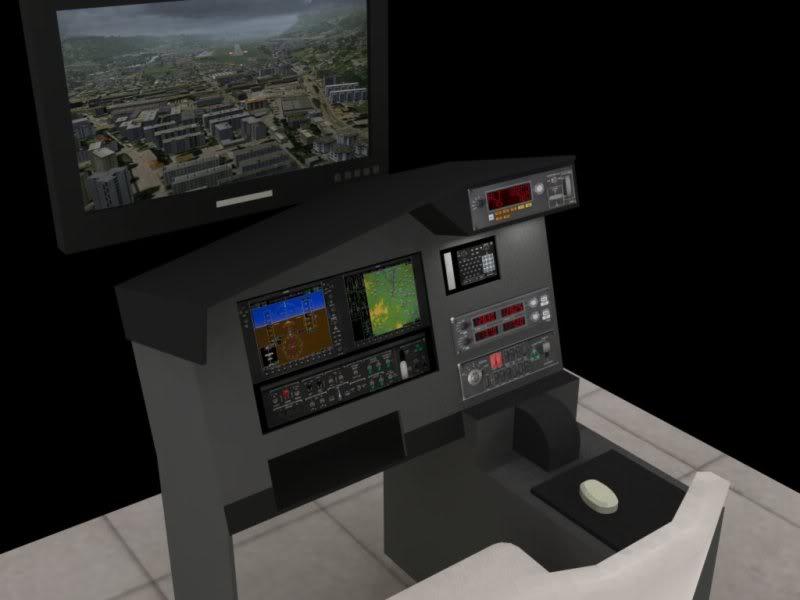 Cockpit Aviação Geral Generic_01