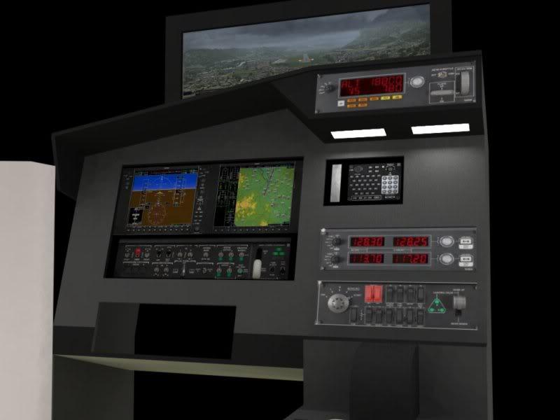 Cockpit Aviação Geral Generic_02