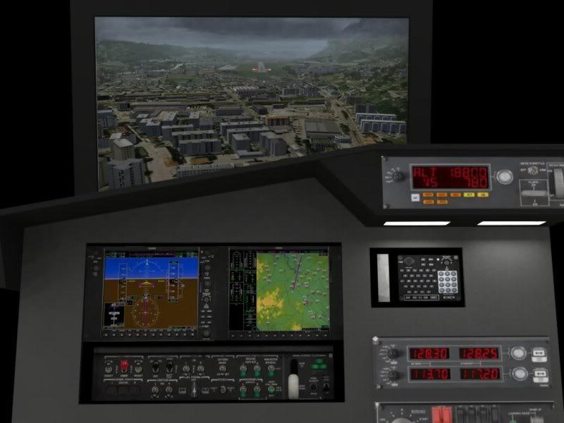 Cockpit Aviação Geral Generic_04