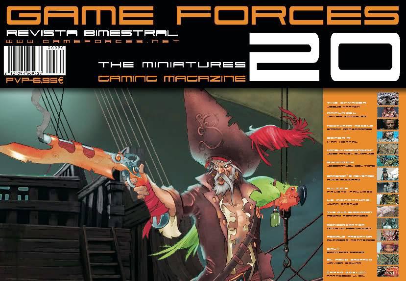 Gameforces nº20 GAME20