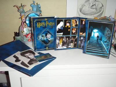 [Warner] [Blu-ray] Harry Potter - Ultimate Edition 005