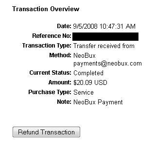 My Neobux 2nd Payment!!!!! 2ndpayment