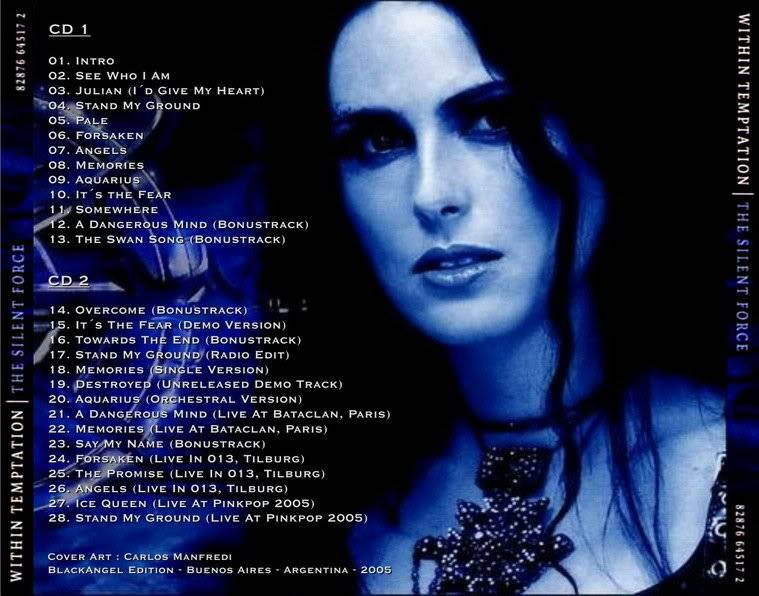 Within Temptation - The Silent Force Tour [DVD FULL] WithinTemptationBonusCD