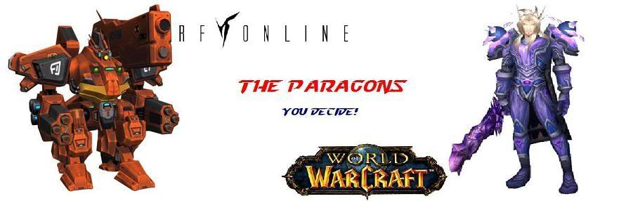 The Paragons of Gaming
