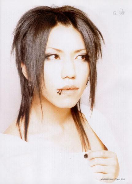 GazettE (Visual kei) - Página 17 Aoi