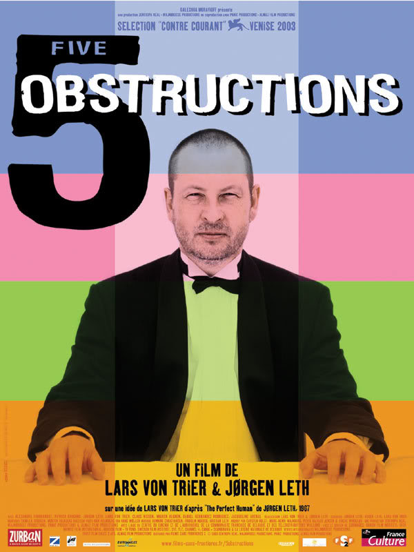 Documentário musical, ficção, literário, artistico, político, cinematográfico, series tv, bandas sonoras... FIVEOBSTRUCTIONS