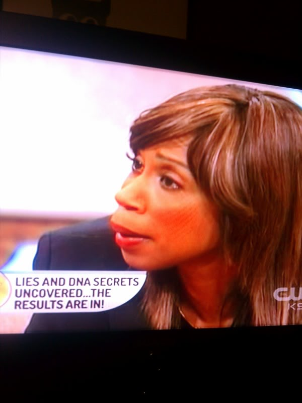u guys seen this black/christian talk show with blk ppl getting paternity tests like montel with a positive message? IMAG2194