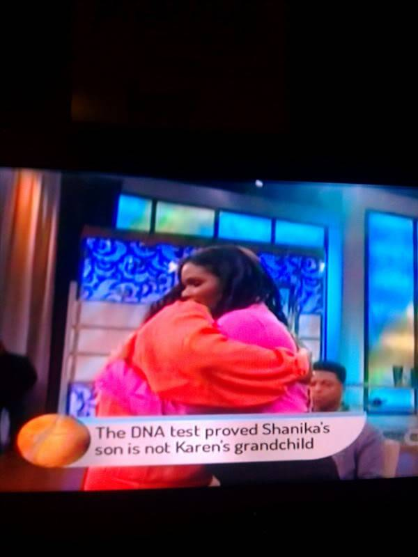 u guys seen this black/christian talk show with blk ppl getting paternity tests like montel with a positive message? IMAG2195