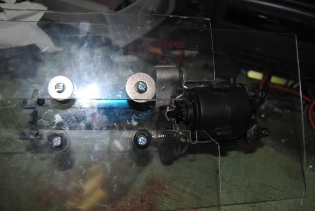 E revo homemade chassis DSC_0737