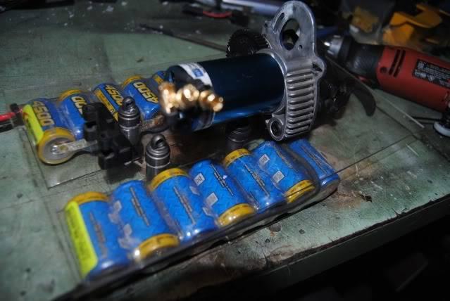 E revo homemade chassis DSC_0739