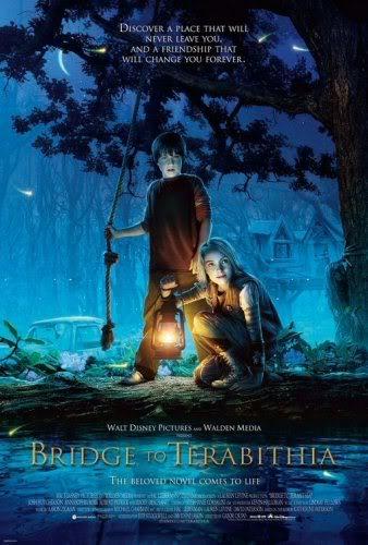 Kilsantas skatitas filmas,pareiza seciba! Bridge-to-terabithia-poster-0