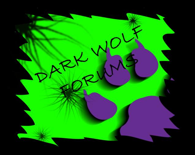 Dark Wolf Forums
