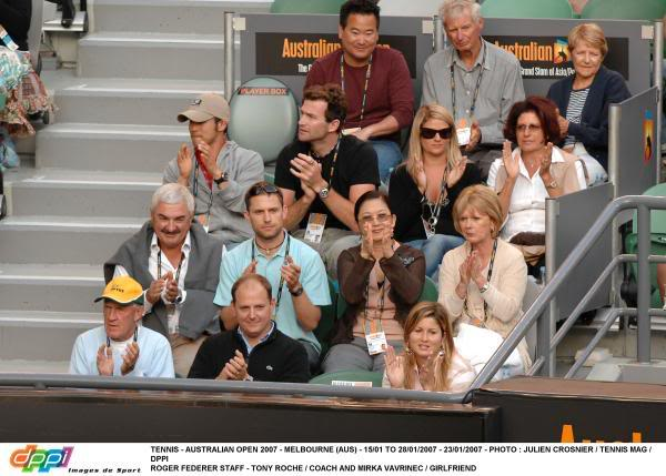 Familia de Roger Federer Diana