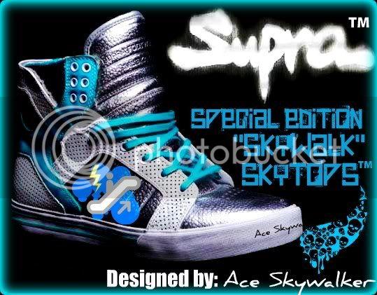 Advertisements & Merchandise Supra